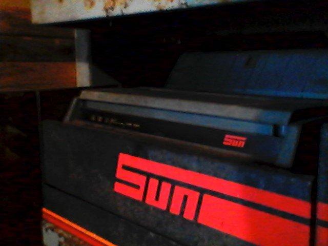 Sun Tuner 200 - classic equipment SOLD (picture 6 of 6)