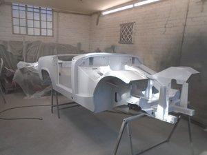 1964 Austin Healey Sprite Mk 3 or MG Midget Mk 2 restored shell