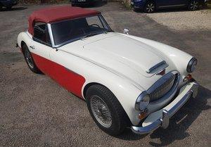 1966 AUSTIN HEALEY 3000 MK3, PHASE 2 ( SORRY SALE AGREED )