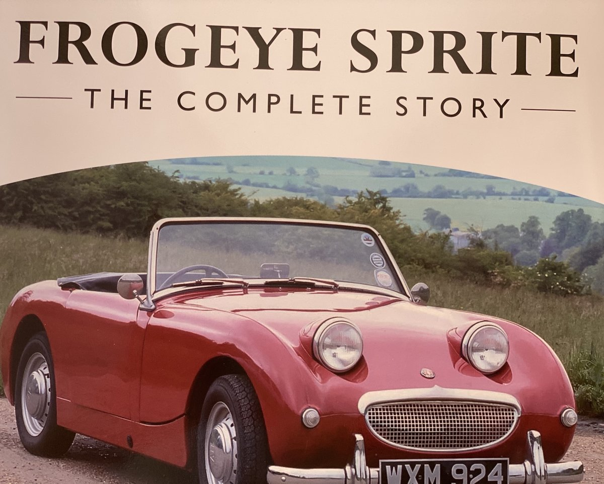 1959 Austin Healey Sprite Ashley GT - 2 owners from new SOLD (picture 5 of 8)