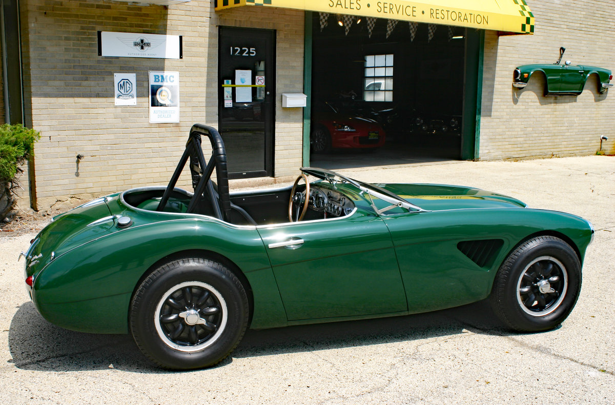 1960 Austin Healey 3000 MK1 Race/Rallye For Sale (picture 1 of 6)