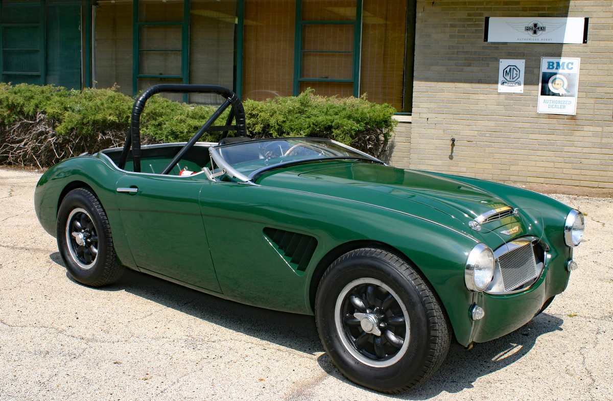 1960 Austin Healey 3000 MK1 Race/Rallye For Sale (picture 3 of 6)