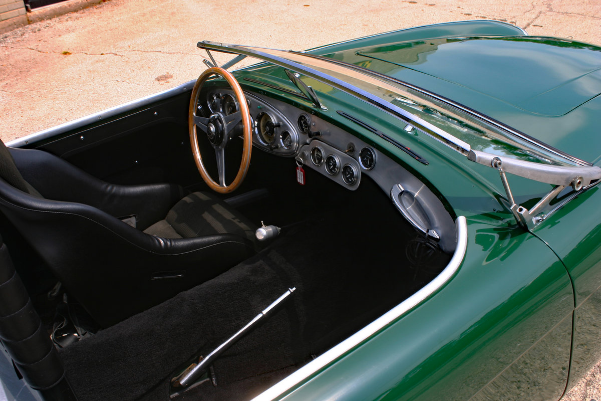 1960 Austin Healey 3000 MK1 Race/Rallye For Sale (picture 5 of 6)