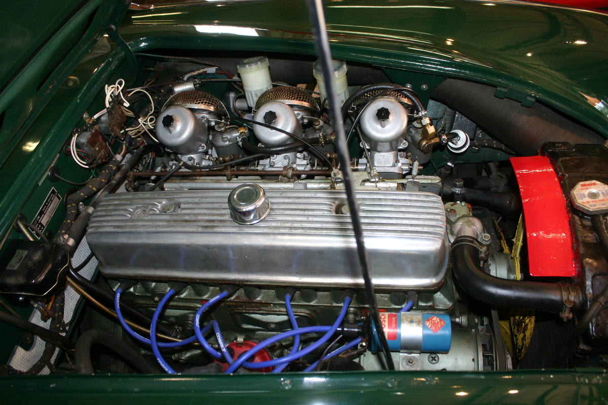 1960 Austin Healey 3000 MK1 Race/Rallye For Sale (picture 6 of 6)