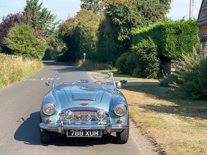 Austin Healey 3000 MkII | Restored 2011, 2500 Miles Since