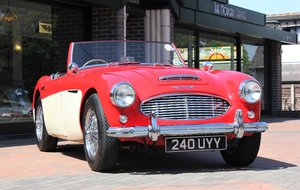 1960 AUSTIN HEALEY 3000 MK.I BT7 - Home Market car