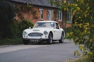 1961 Austin Healey 3000 MKII BT7 UK Home Market Car