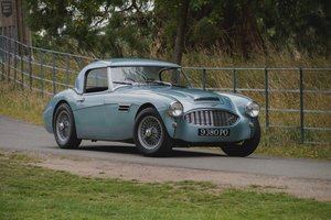 Austin Healey 1960 3000 MKI  'The Original Rudd Speed car'