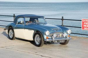 1966 Austin Healey 3000 MK 3 - Original Blue Car For Sale