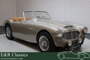 Austin Healey MK2 BT7 1962 body off restored For Sale