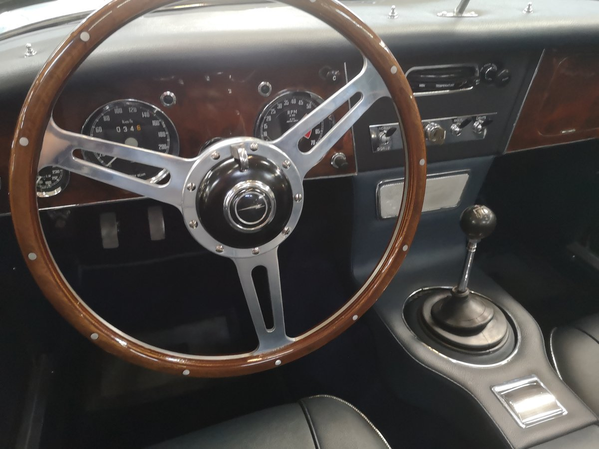 1965 Austin Healey 3000 MK III Cabrio  Fully  Restored For Sale (picture 4 of 6)