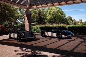 Austin Healey 3000 MkI BN7 Fully restored