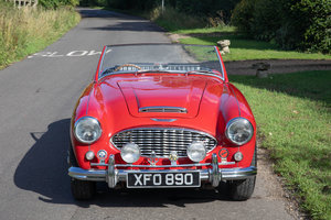 Picture of 1960 Austin Healey 3000 MkI | 1 OF 5 SOUTH AFRICAN 1959 HEALEYS SOLD