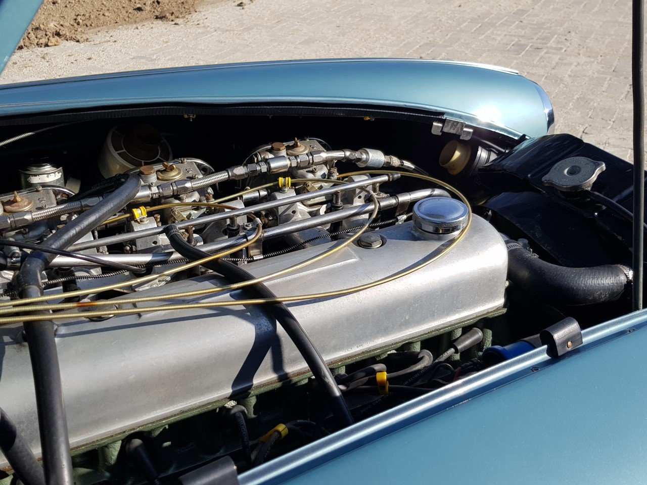 1964 Austin Healey 3000 Mark 3 convertible BJ8 (RESTORED) For Sale (picture 4 of 6)