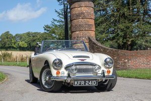 Austin Healey 3000 MKIII | Highly Upgraded New Chassis Resto