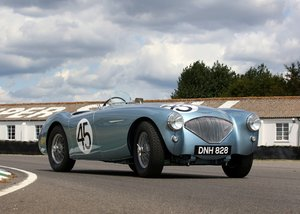 Picture of 1953 Austin Healey 100M