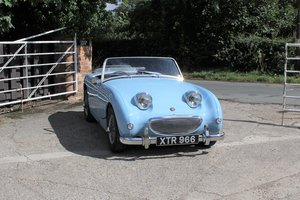 1959 Austin Healey Frogeye Sprite MkI, First Class