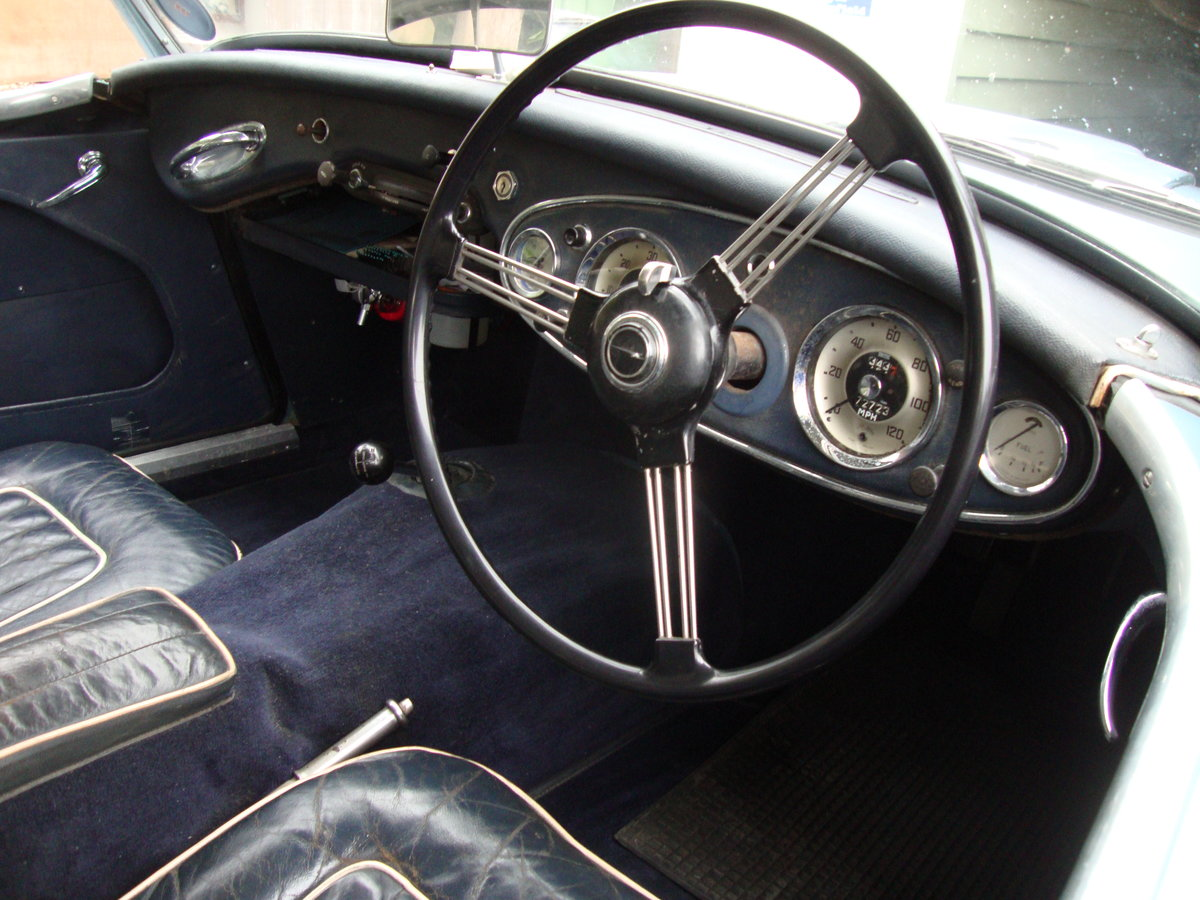 1960 Austin Healey 3000 BT7 For Sale (picture 6 of 6)