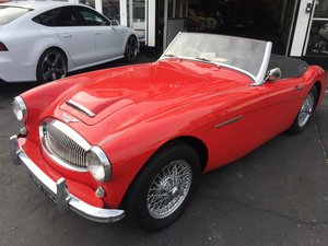 Picture of 1962 AUSTIN-HEALEY 3000 MK2 BT7 FOUR SEATER SPORTSCAR SOLD
