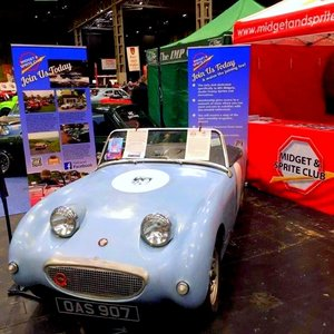 Picture of 1958 Austin Healey Sprite