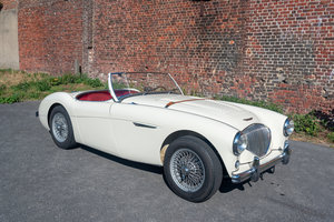 Austin Healey 100/4 BN2 (Mille Miglia Elig.) -1956