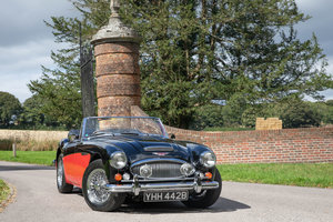 1964 Austin Healey 3000 MKIII | Freshly Rebuilt Engine UK RHD Car For Sale