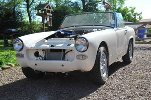 1969 Sprite Post Historic, unfinished Project