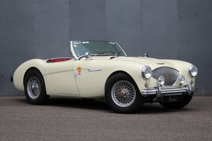 1955 Austin-Healey 100 / 4 BN1 LHD - Restored!