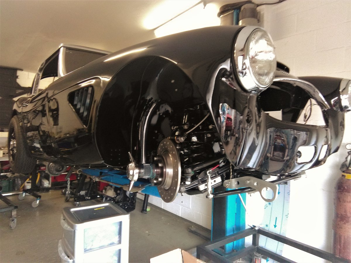 1960 Austin Healey 3000 GT/race/rally fast road For Sale (picture 1 of 2)