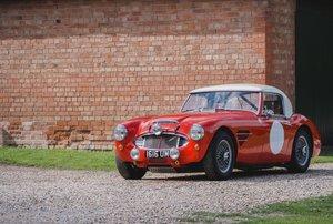 Austin Healey 3000 1960 MK I Works Rally Replica For Sale