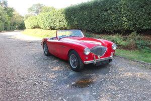 1953 Austin-Healey 100/4 BN1 RHD For Sale