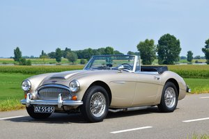 1966 Austin Healey MKIII ph2, 42.000 original miles, ful restored