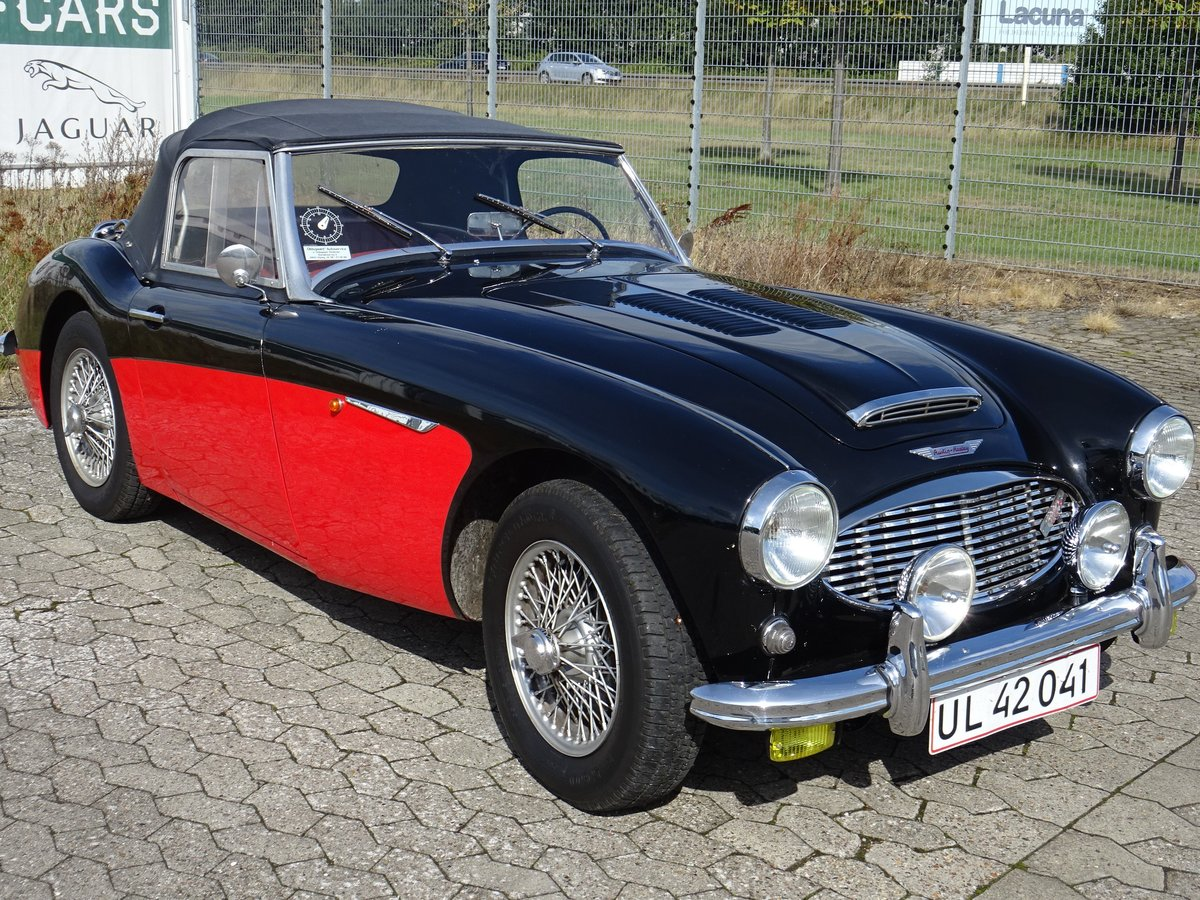 1958 Austin-Healey 100/6 BN4 2+2 For Sale (picture 1 of 23)