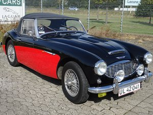 Picture of 1958 Austin-Healey 100/6 BN4 2+2 For Sale
