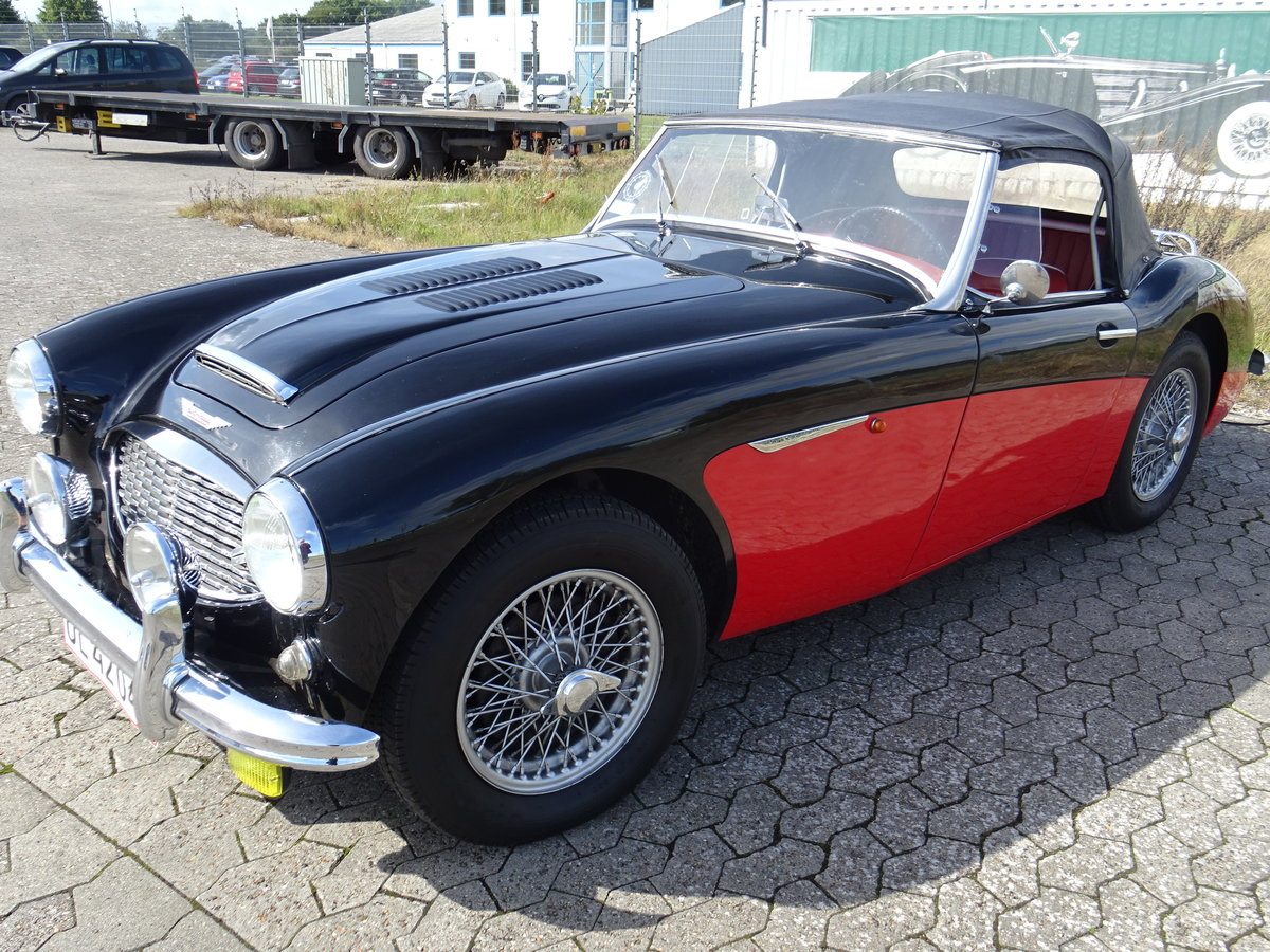 1958 Austin-Healey 100/6 BN4 2+2 For Sale (picture 3 of 23)