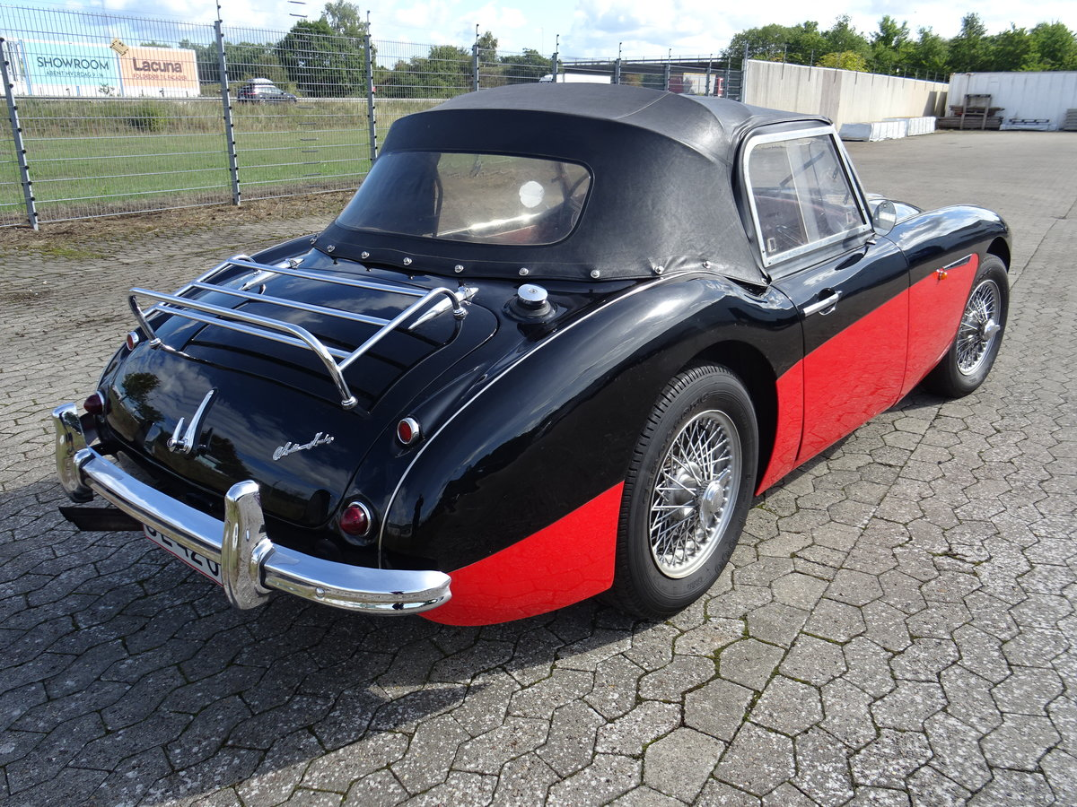 1958 Austin-Healey 100/6 BN4 2+2 For Sale (picture 5 of 23)