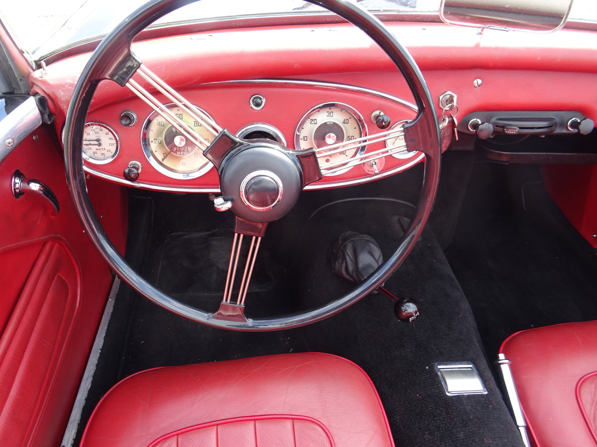 1958 Austin-Healey 100/6 BN4 2+2 For Sale (picture 11 of 23)
