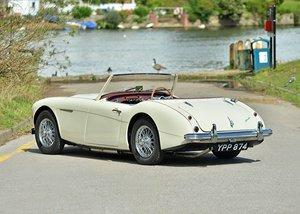 1957 Austin Healey 1006 BN4 Roadster