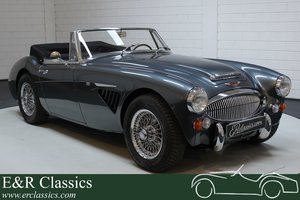 Austin Healey 3000 MK3 BJ8 1967 concours condition Injection