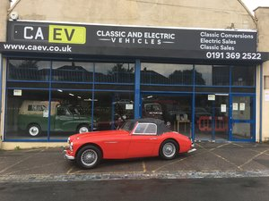 Picture of 1961 Austin Healey MkII 3000 BT7