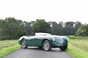1954 Austin Healey Le Mans BN1 FIA Papers