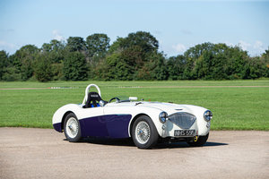 Picture of 1955 AUSTIN HEALEY 100 FIA RACE CAR SOLD