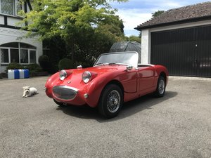 Picture of 1960 Frog eye Sprite For Sale