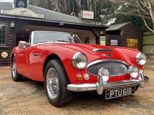 1964 AUSTIN HEALEY 3000 MK3 For Sale