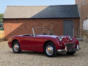 1960 Austin Healey Frogeye Sprite. Beautiful Car. For Sale