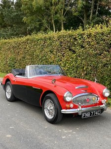 Picture of 1965 Austin Healey 3000  MK3  Phase 2 .
