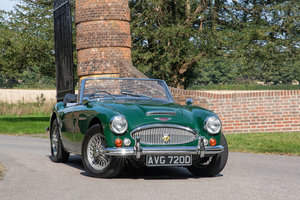 1966 Austin Healey 3000 MKIII | 30k from New Time Warp