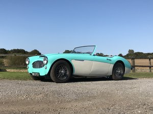 Picture of 1961 Austin Healey 3000 BT-7 Mk1