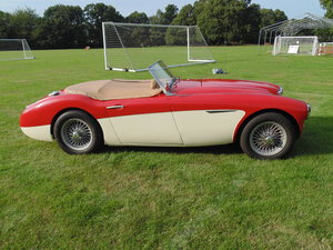 Picture of 1960 Austin Healey MK1 BT7