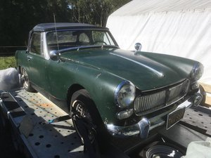 Picture of 1965 Austin Healey Sprite LHD For Sale